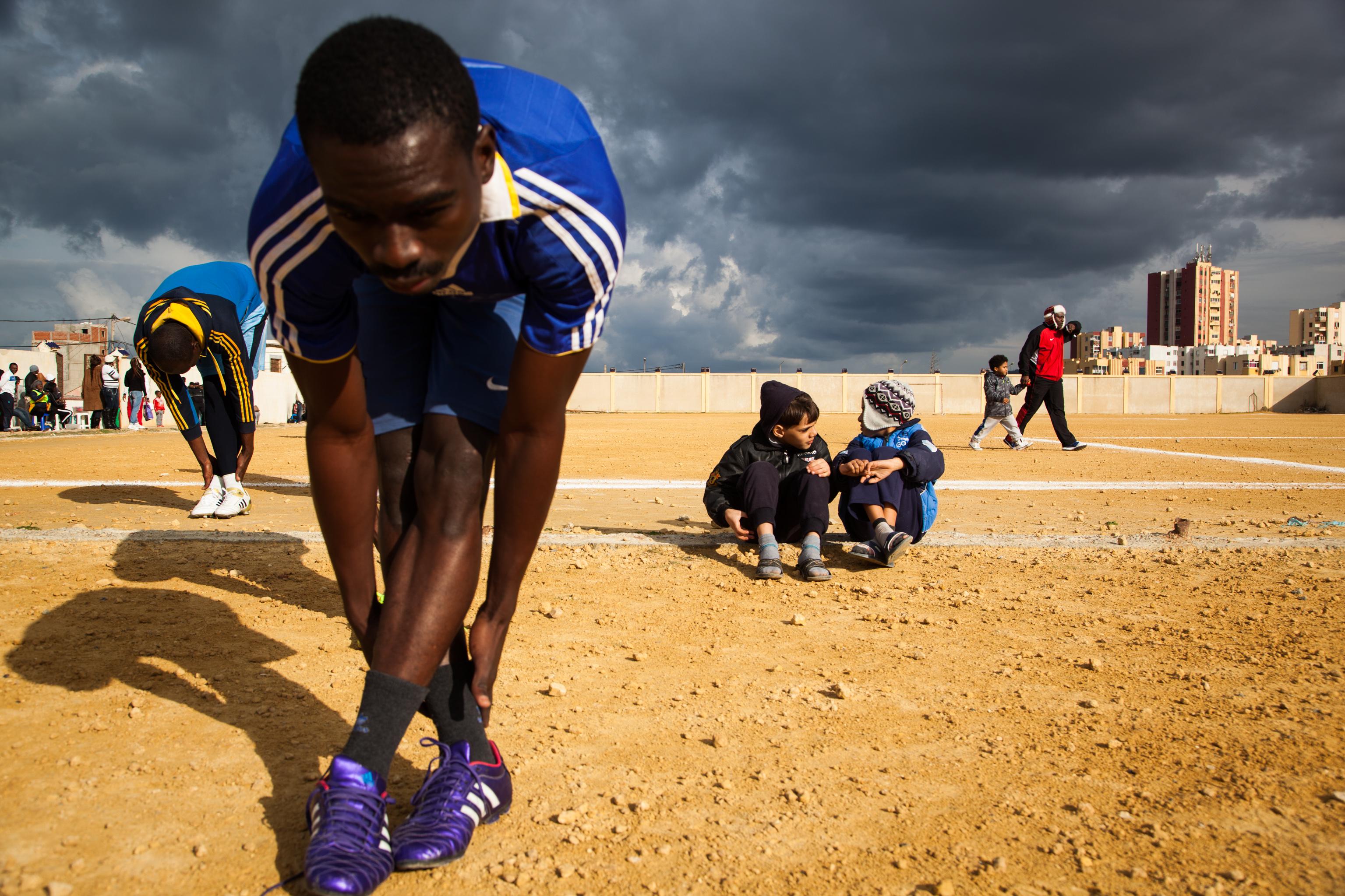 Sur la route de l'Europe, l'Algérie devient pays d'accueil