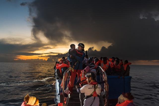 En Haute Mer, sauver des vies
