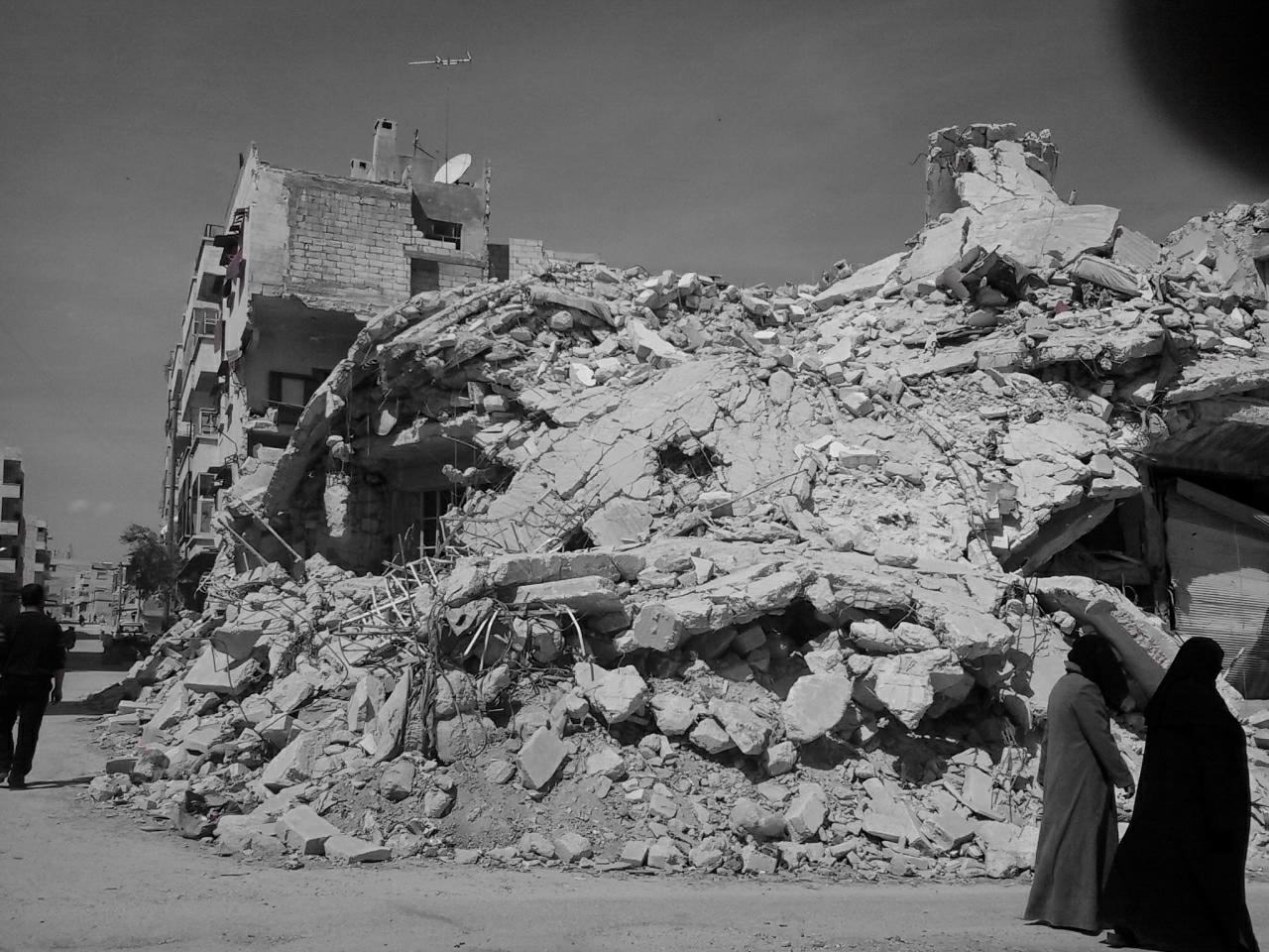Syrie, six ans après