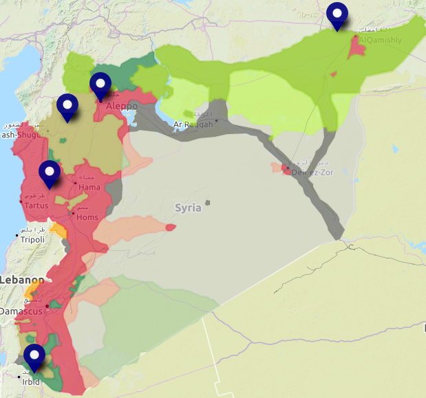 Comment vivent les Syriens après six ans de conflit ?
