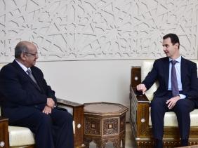 Les diplomaties du Maghreb à l'épreuve de la guerre syrienne