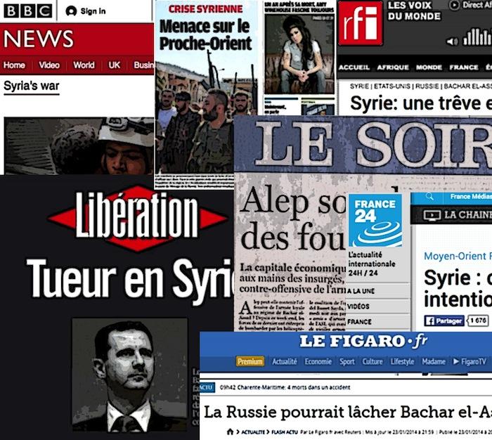 Le conflit syrien questionne les pratiques journalistiques