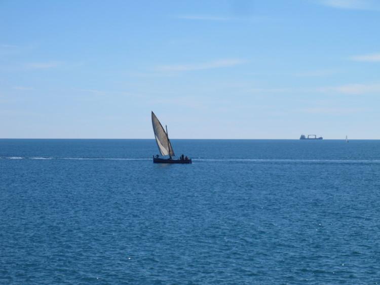 Tour de la Méditerranée avec le voilier «Sauvage»