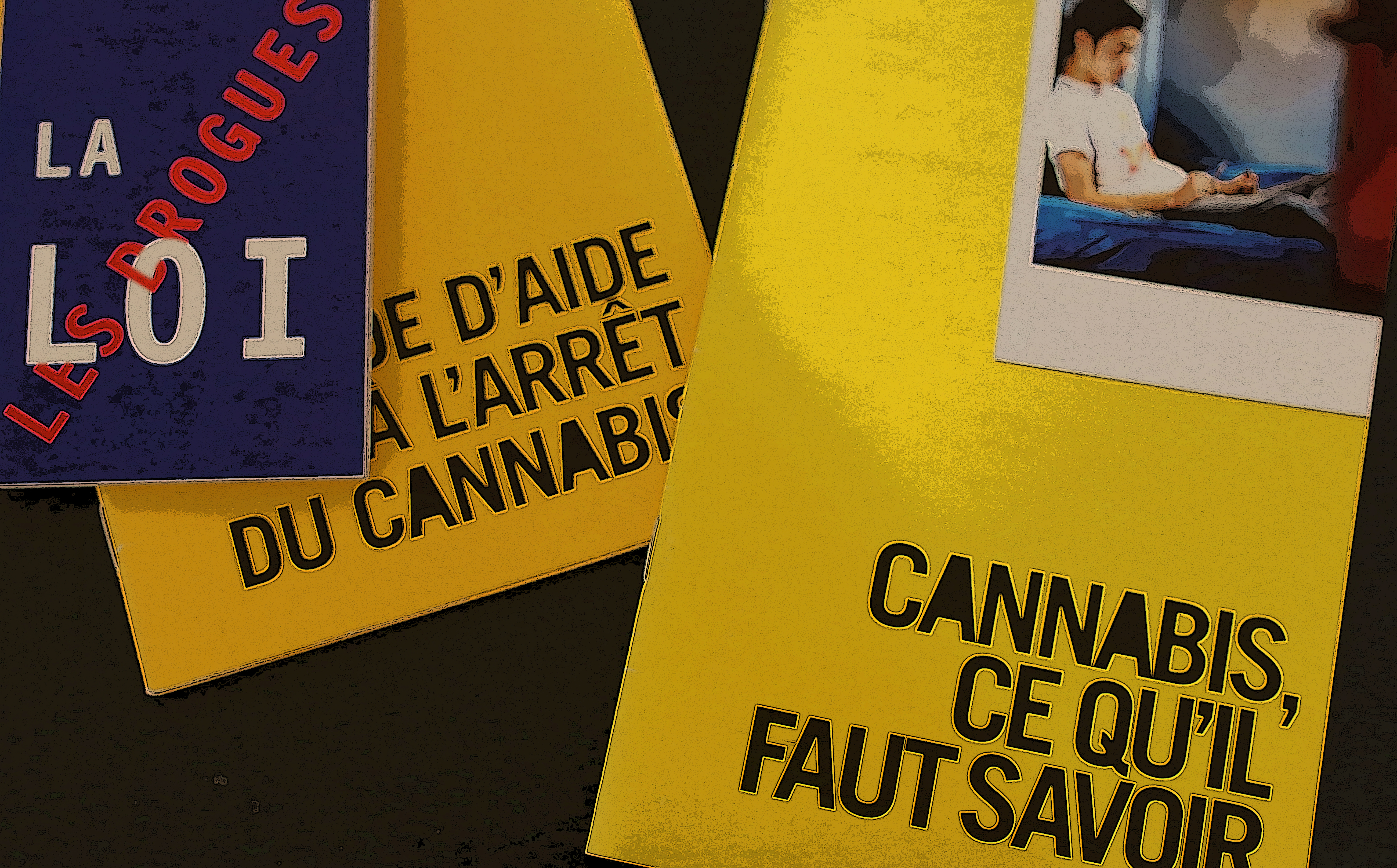 Prendre en charge l'addiction des jeunes au cannabis, un enjeu de santé publique