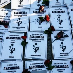 12 femmes ont été tuées en Espagne depuis début 2017. Depuis des années, le nombre de victimes ne diminue pas.