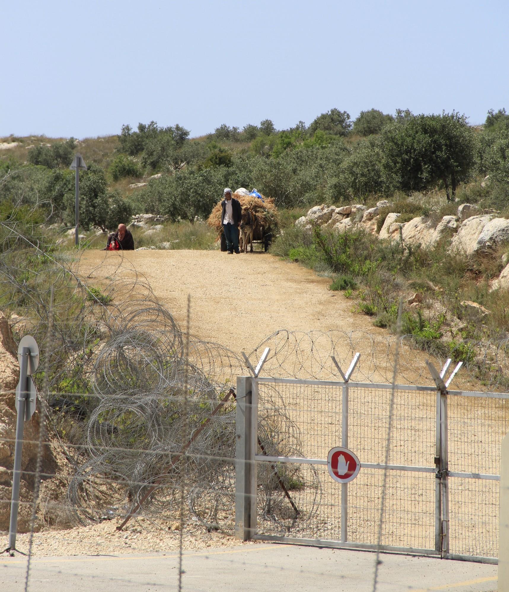 Portes agricoles : Israël resserre l'étau