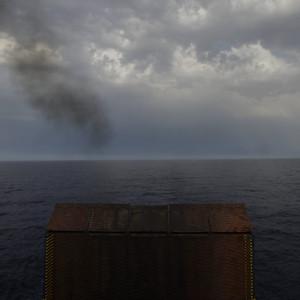 La Méditerranée à bord d'un roulier