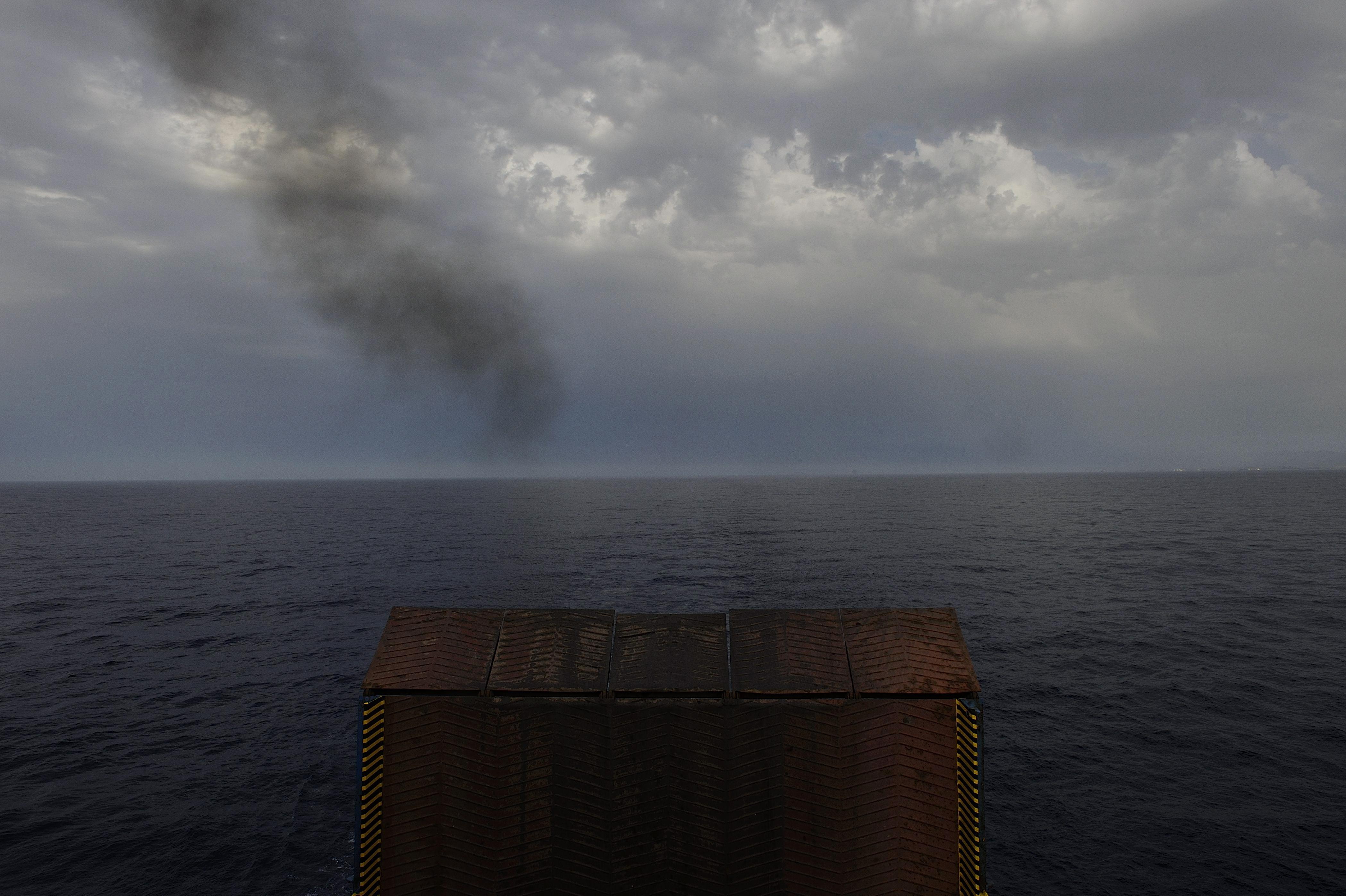 Où en est la lutte anti pollution en mer Méditerranée ? Réponses avec le ministère de Nicolas Hulot