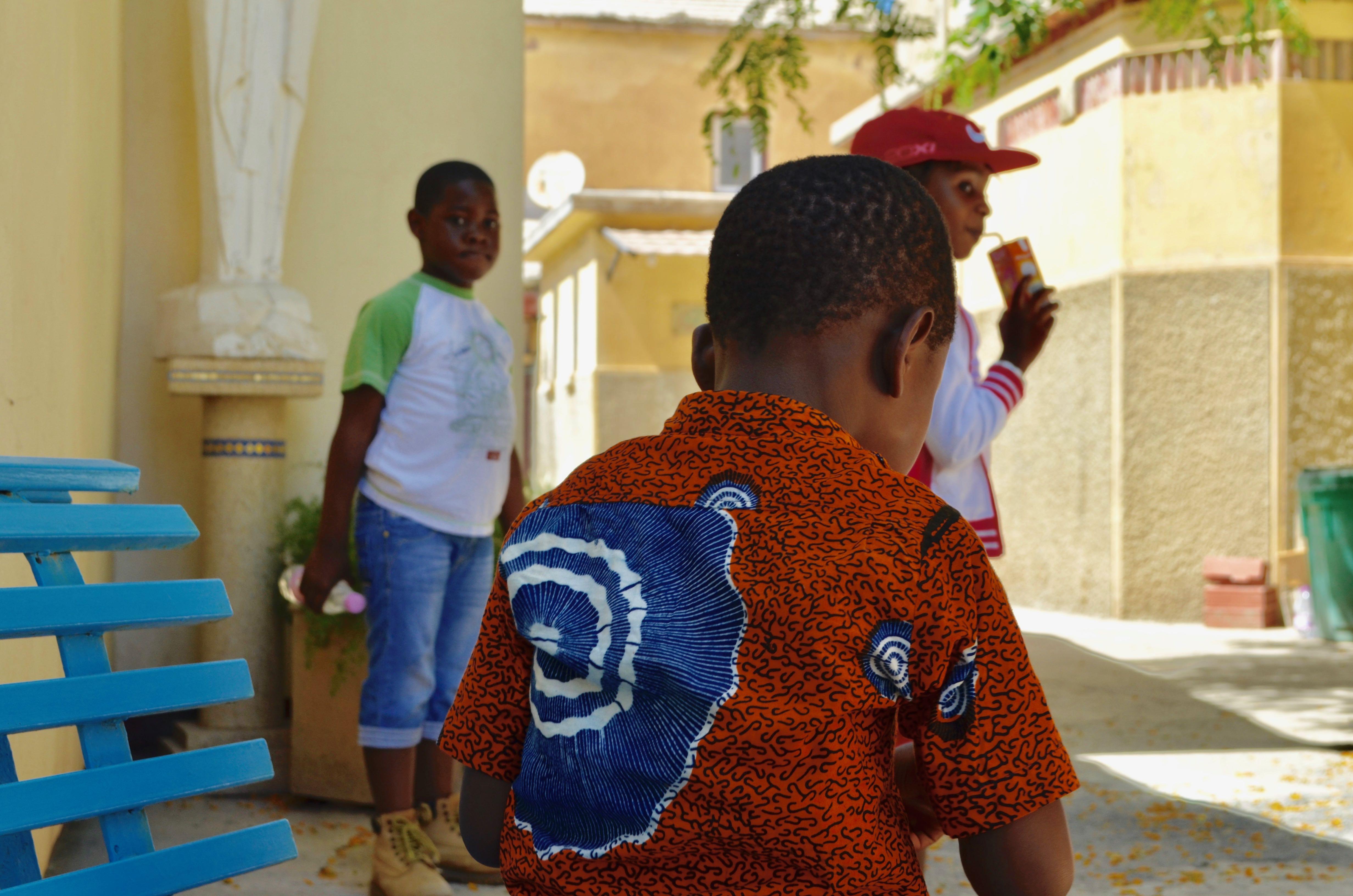 En Algérie, les balbutiements de la scolarisation des enfants migrants subsahariens