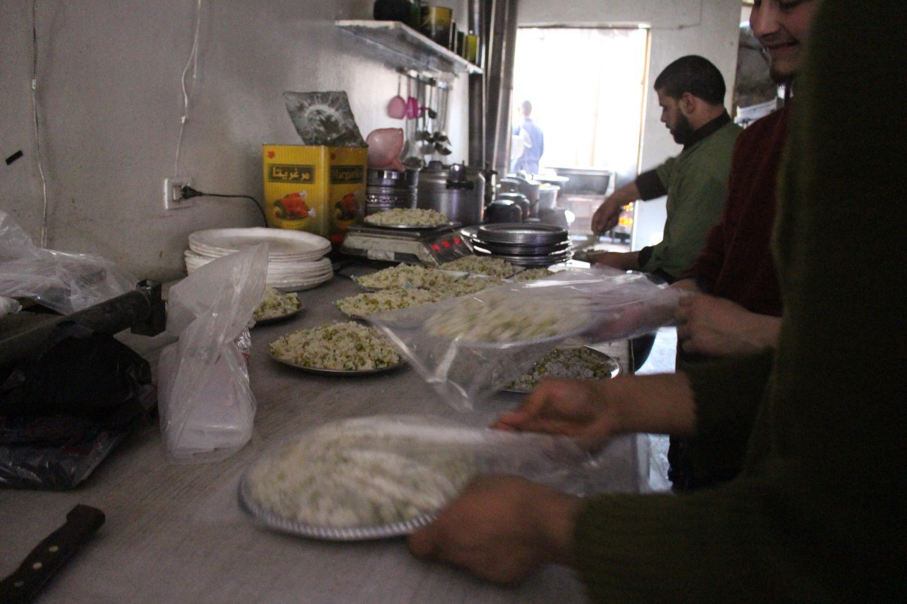 Habitants de la Ghouta, la stratégie du régime syrien