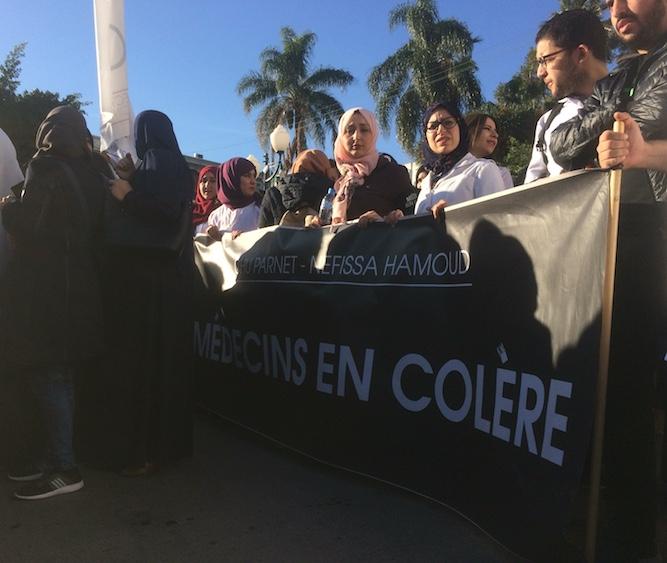 En Algérie, les soignants inquiets face au début de l'épidémie de Covid-19