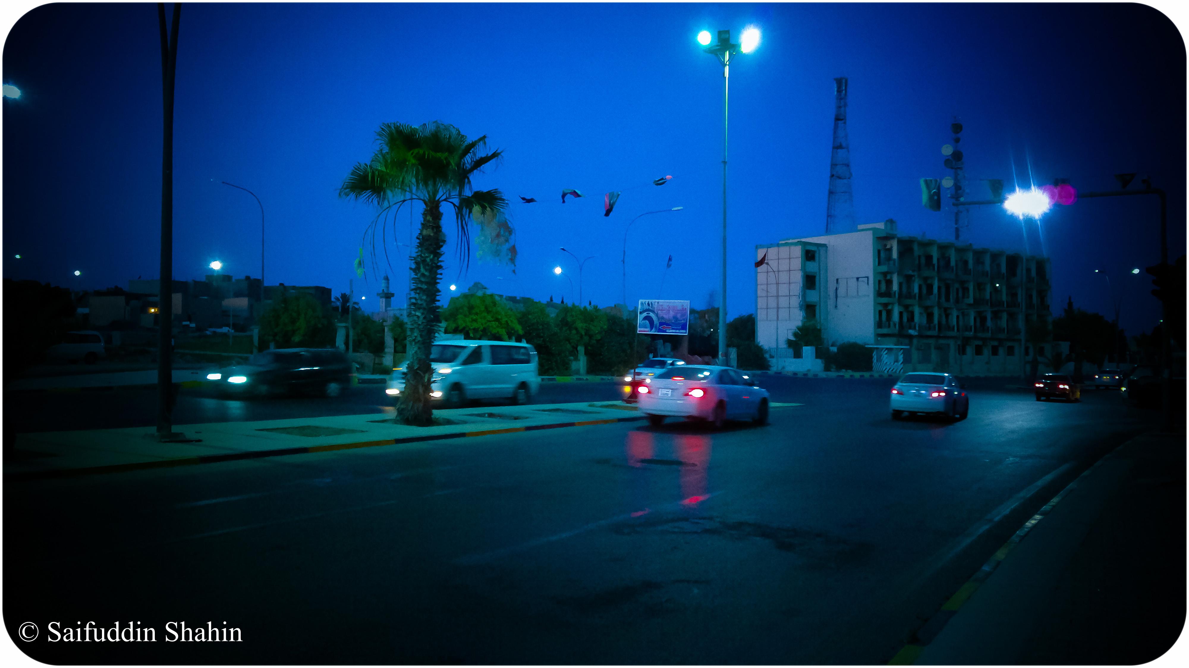 A Syrte, « on avait une position de capitale, maintenant c'est une ville mise à l'écart »