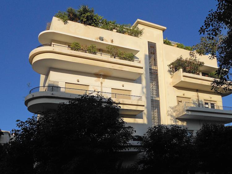 Tel-Aviv, temple méconnu du Bauhaus
