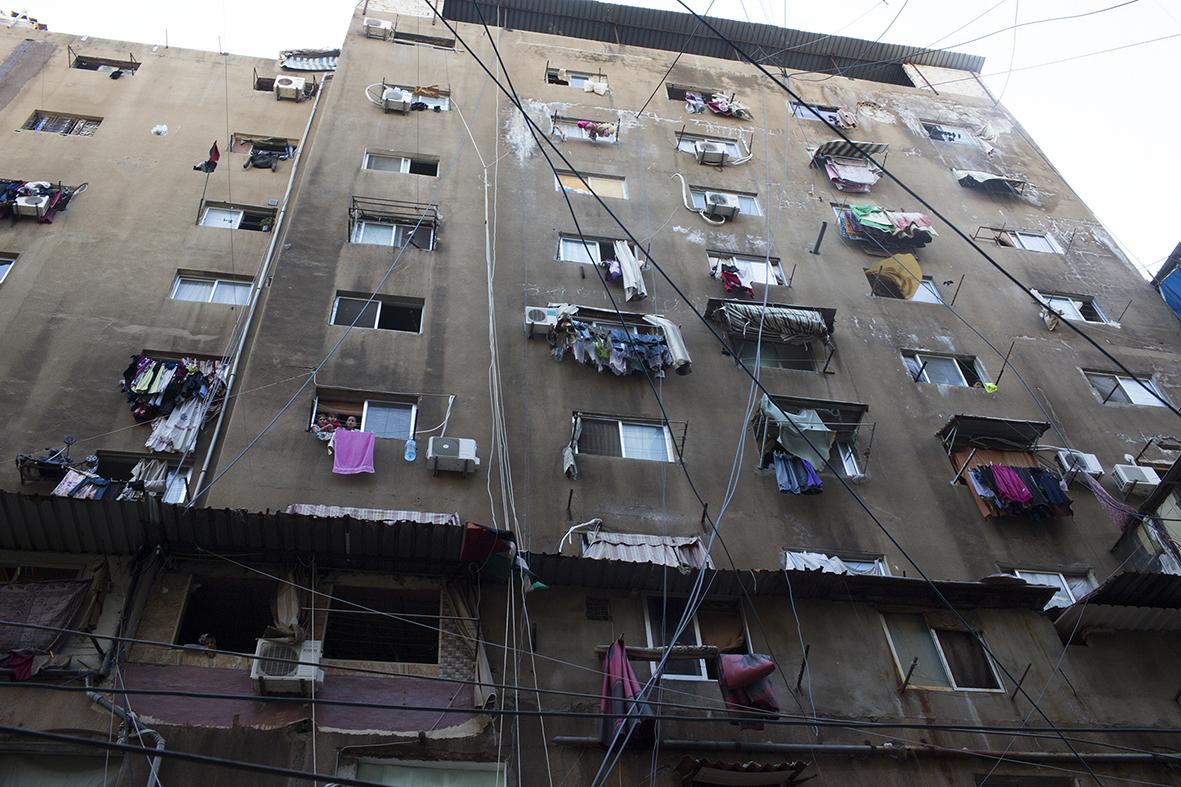 Electricite Du Liban Telephone beyrouth, capitale où les réfugiés façonnent des quartiers |