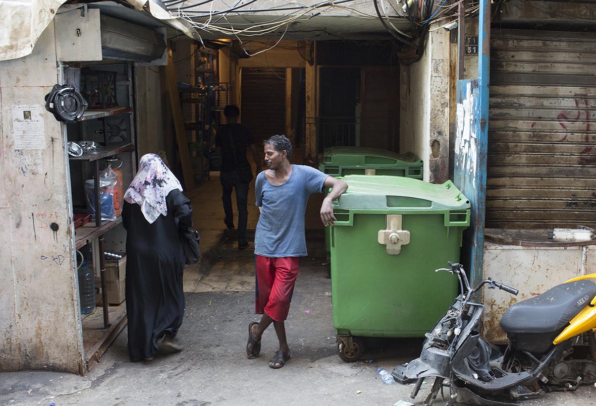 Beyrouth, capitale où les réfugié·es façonnent des quartiers dans la ville