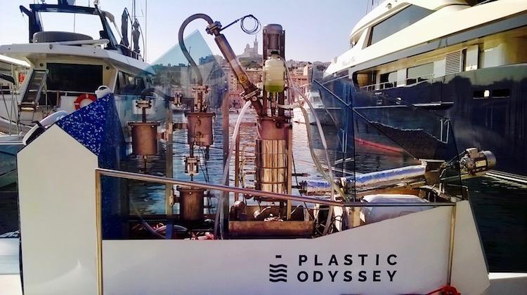 Plastic Odyssey, lutter contre la pollution plastique