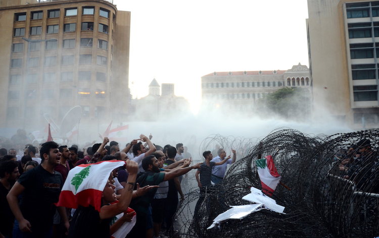 Au Liban, l'appel à la raison contre l'incinération des déchets