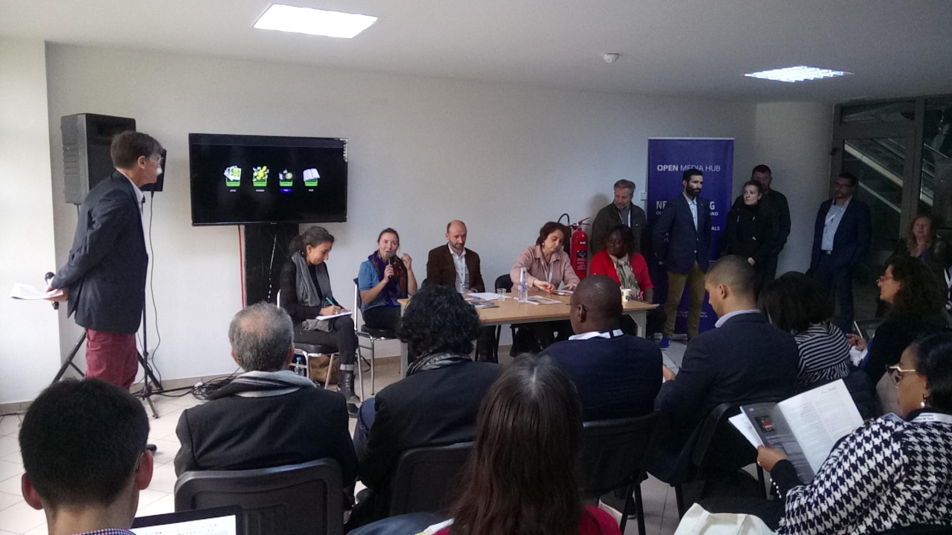 Parole de journalistes en Méditerranée, et ailleurs…