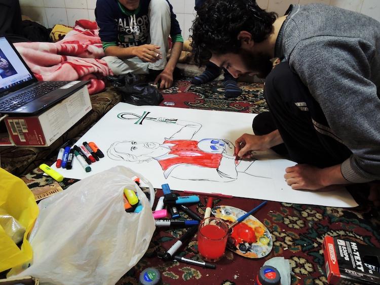 Presse alternative syrienne: se métamorphoser ou disparaître