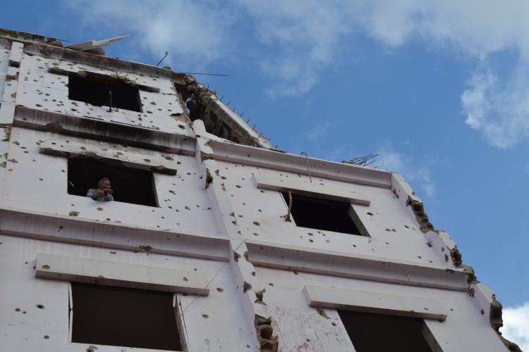 Après la guerre à Benghazi : rentrer chez soi, coûte que coûte