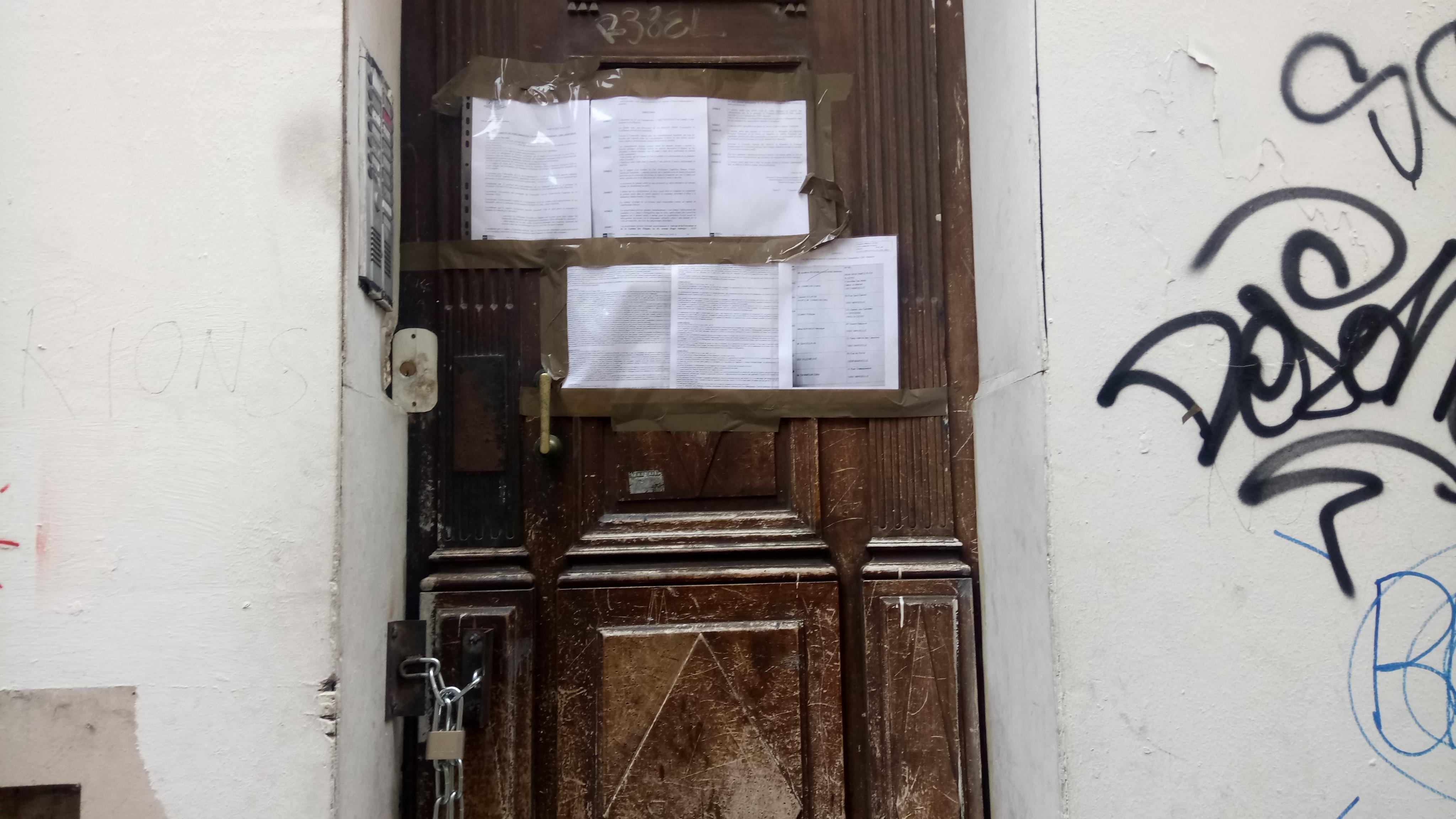 Marseille : «Il y a eu des morts, il y aura un après Noailles»