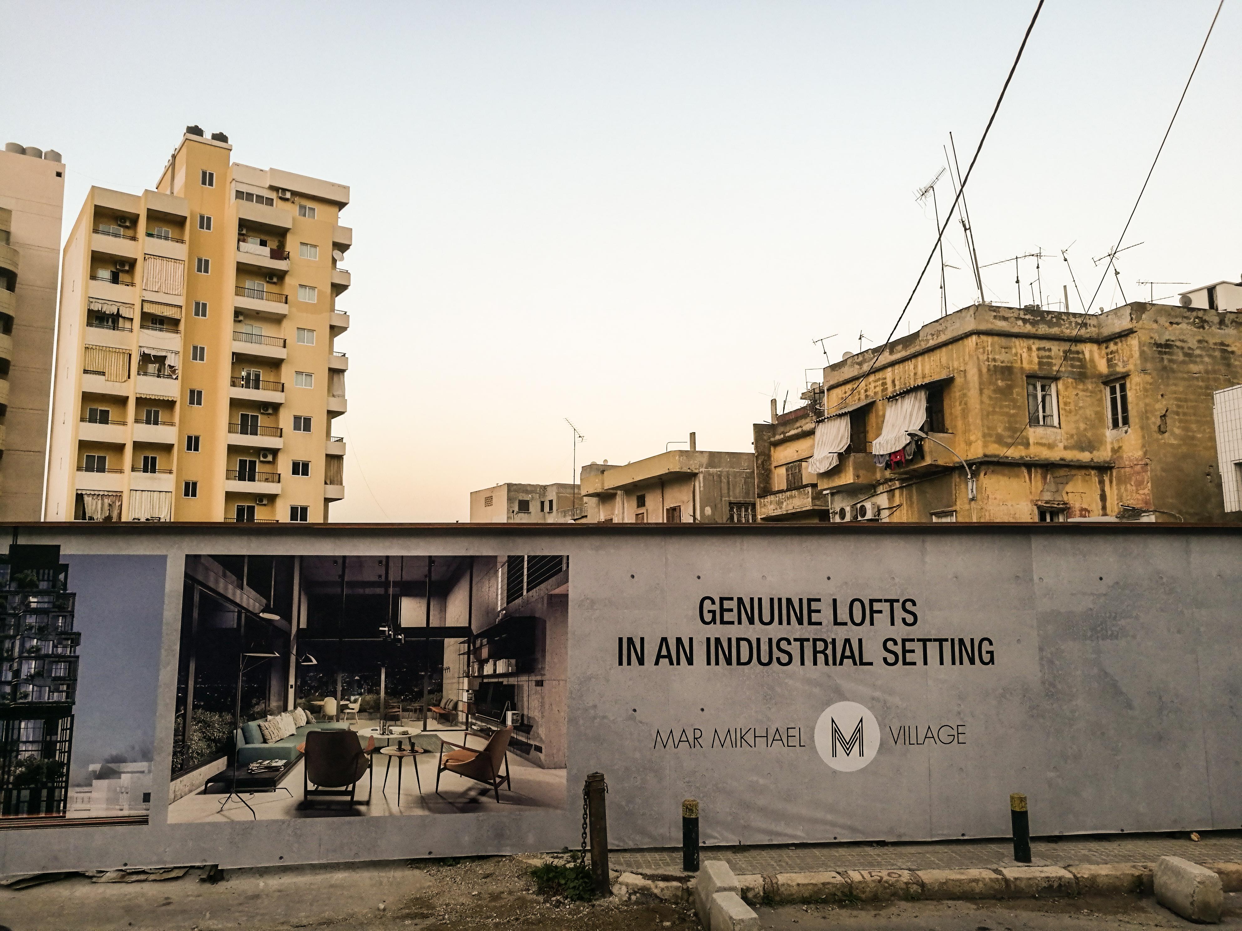 Penser le droit au logement à Beyrouth