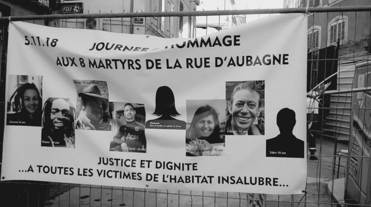 A Marseille, après l'effondrement de deux immeubles, « la justice se hâte lentement »