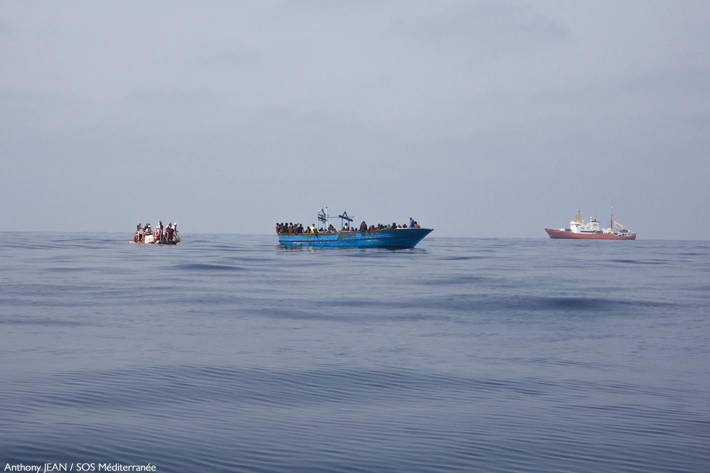Chronologie des politiques migratoires européennes