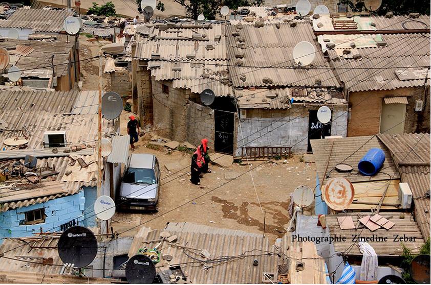 En Algérie, l'ambitieuse politique «capitale, zéro bidonville»