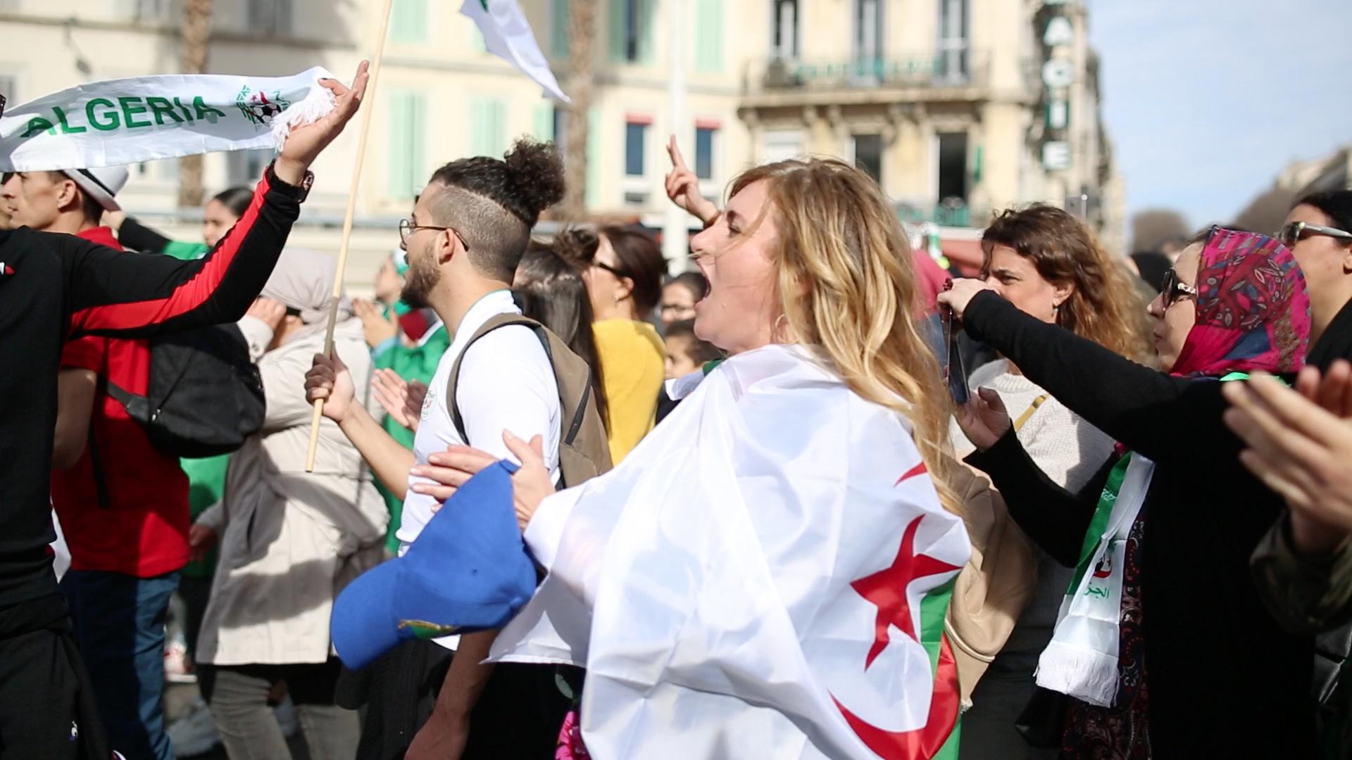 Djebar Kaci : «la jeunesse demande la chute du régime»