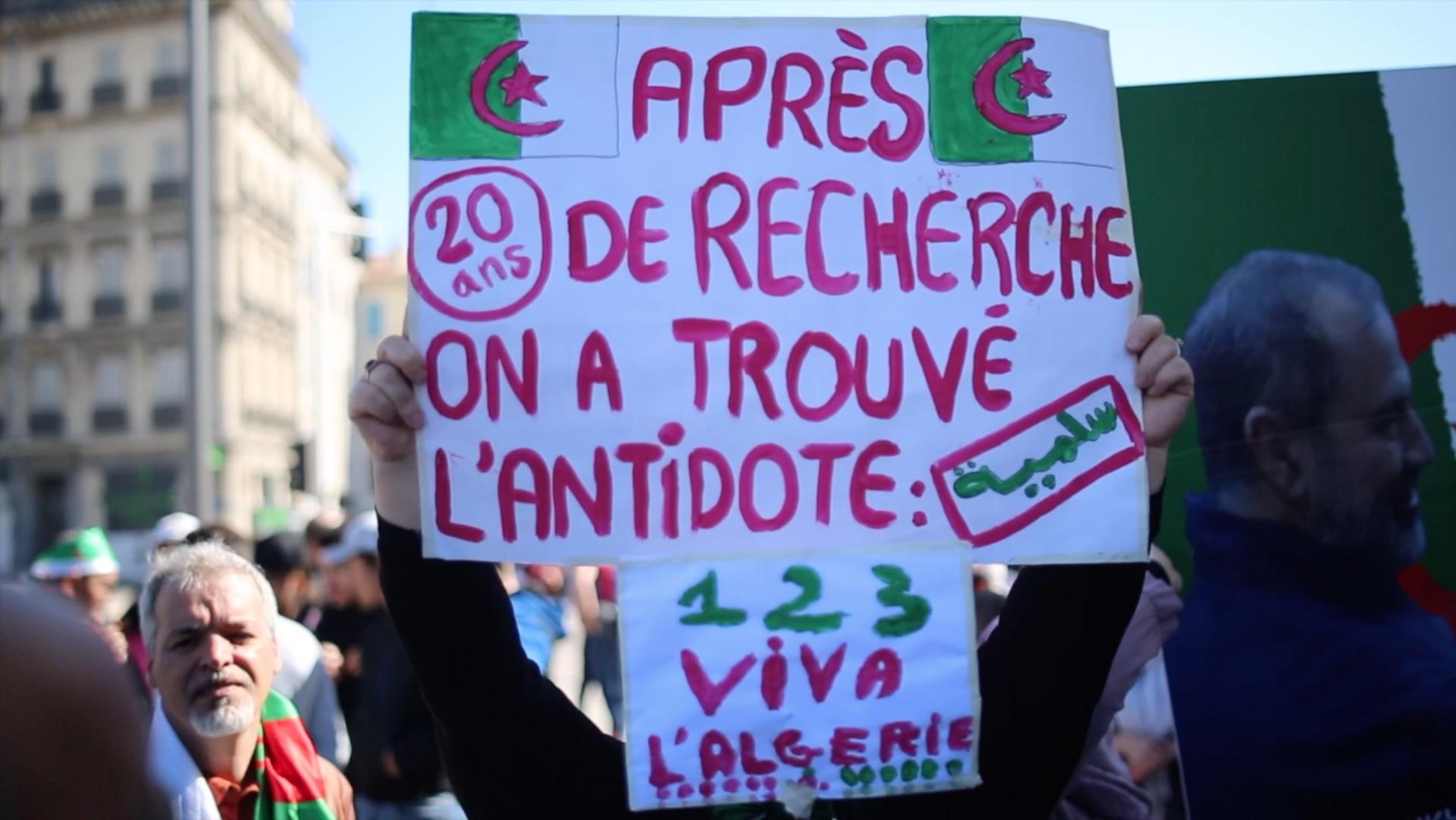 Armée algérienne,«ainsi font font font les petites marionnettes»