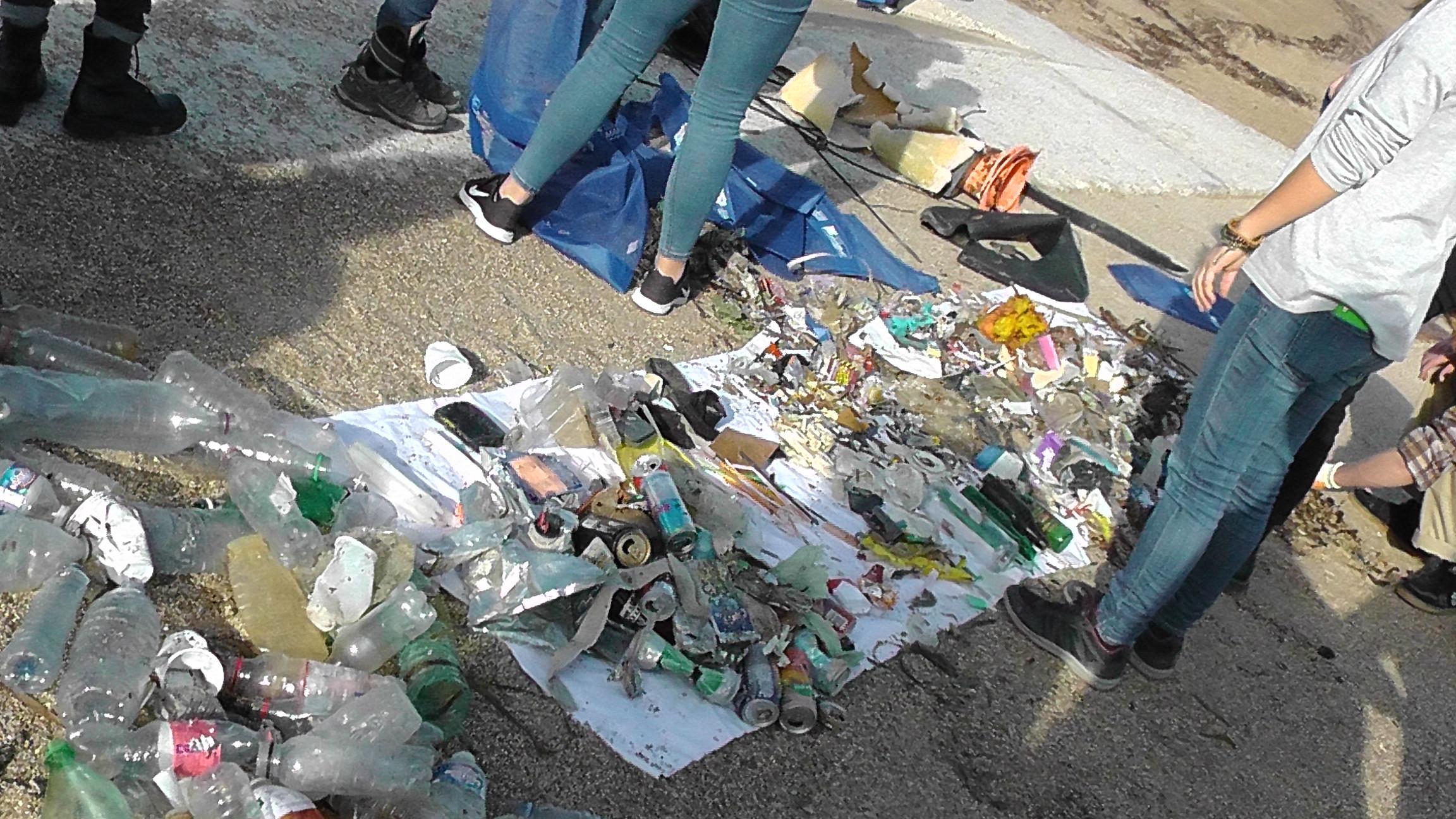 Les déchets, une question d'éducation