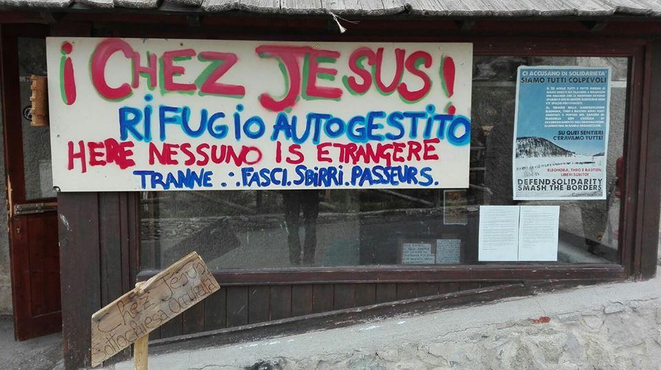 Les voyageurs forcés : retour sur notre expérience à la frontière franco-italienne