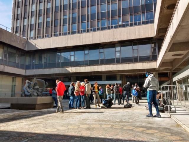 En France, un collectif grenoblois se mobilise pour loger de jeunes migrants