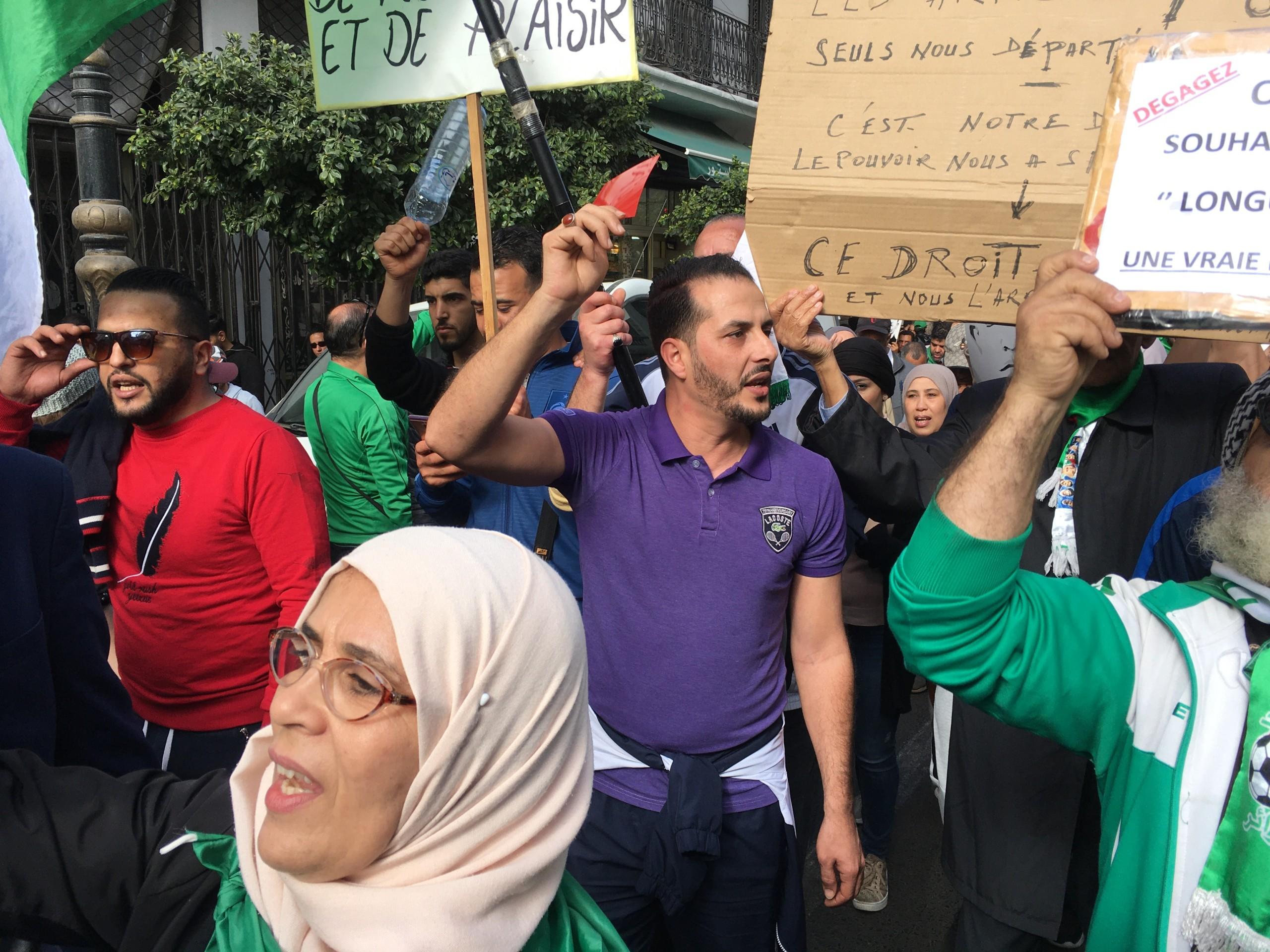 Un an après le 22 février, la société algérienne transformée