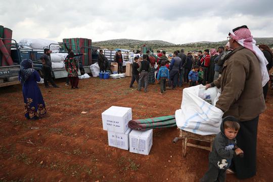 Syrie: la crainte du zéro approvisionnement