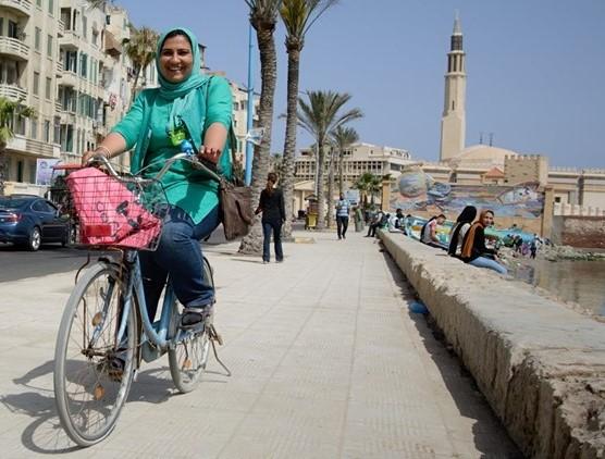 A Alexandrie, Marwa et Manar se battent pour l'accès à la culture et pour l'environnement