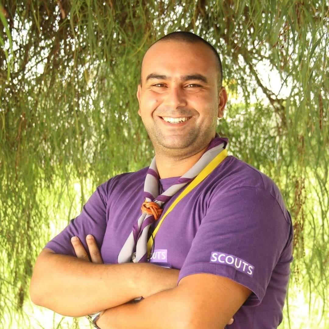 Nidhal Ben Amor : défendre l'environnement grâce au scoutisme