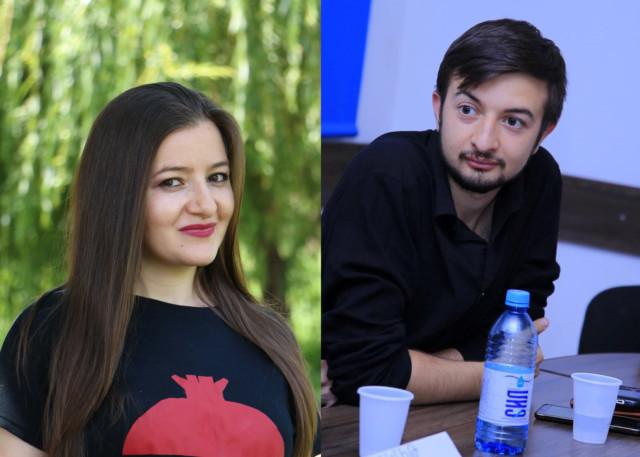 Narine et Ghazar au service de l'éducation non formelle en Arménie