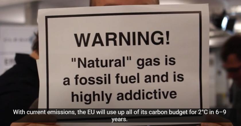 Au Parlement européen, des voix s'opposent à la poursuite du fossile