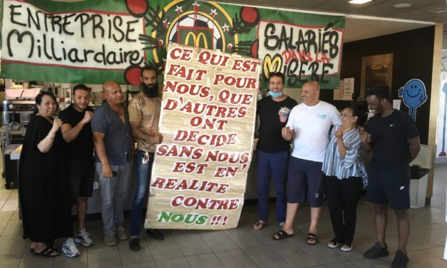 Au Mac Do des quartiers nord de Marseille, après le Covid-19, on rêve d'une reconversion en restaurant social