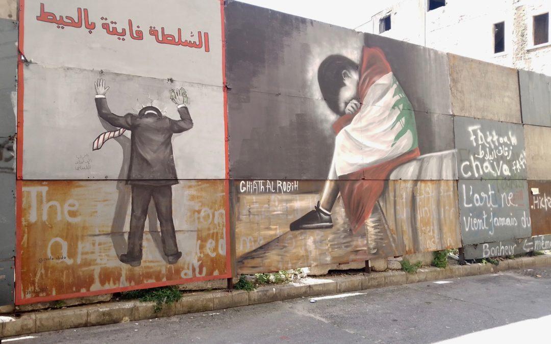 Karim el Mufti : « au Liban la société civile a abandonné le jeu politique pour reprendre son rôle traditionnel »