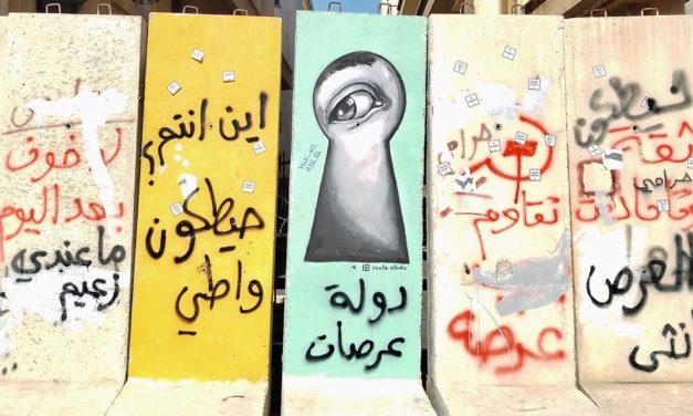 Liban, la thawra un an apres