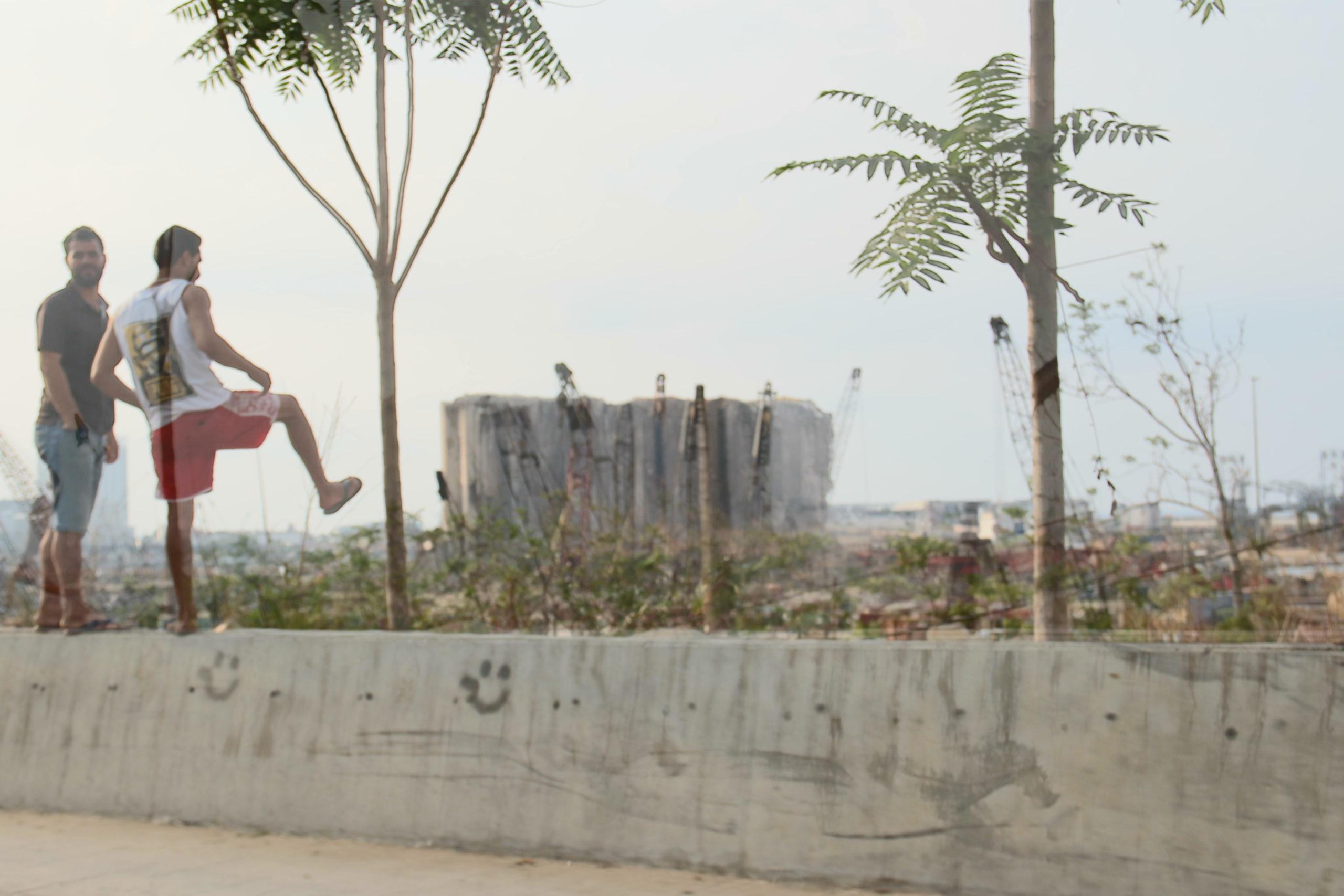liban crise economique port de Beyrouth