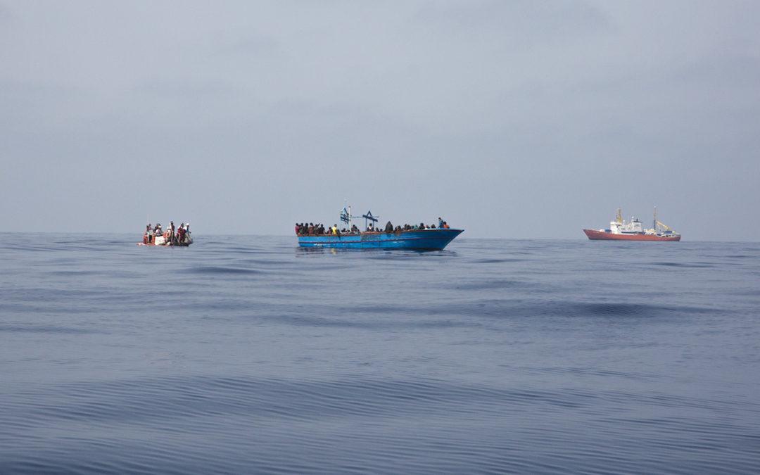 Politiques migratoires européennes