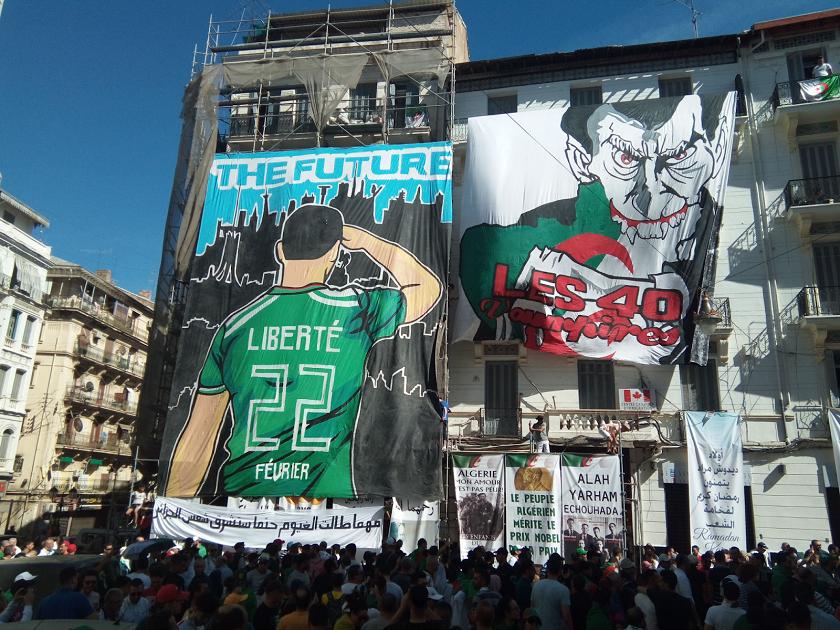 Liberté de la presse en Algérie limitée