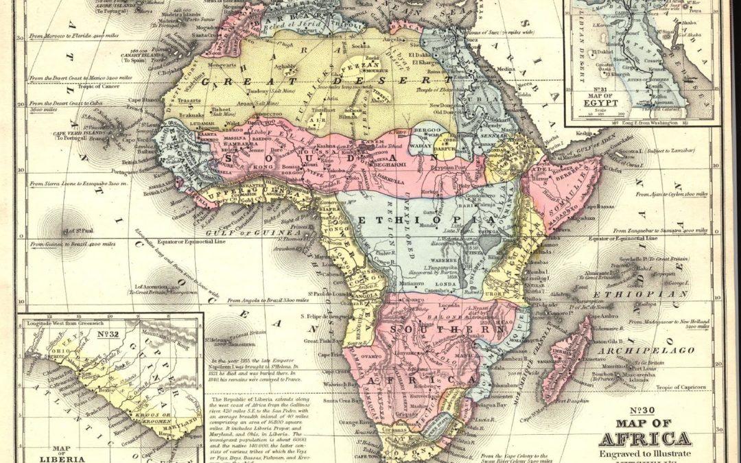 Situation et contexte des pays de départ : Guinée, Soudan et Nigéria