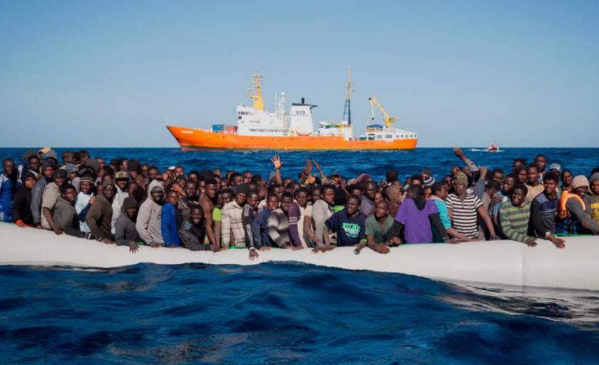 Un parcours migratoire semé d'embûches