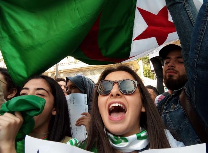 La liberté de presse et d'expression en Algérie